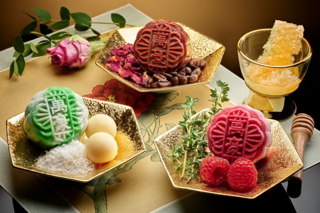 Mooncake Festival 2019 - wide selection of delectable & decadent mooncakes
