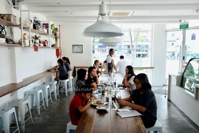 Hip Cafes at Upper Thomson