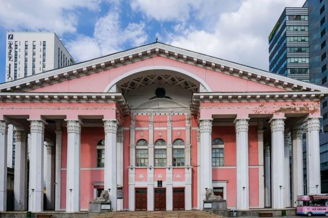 Opera House Ulaanbattar
