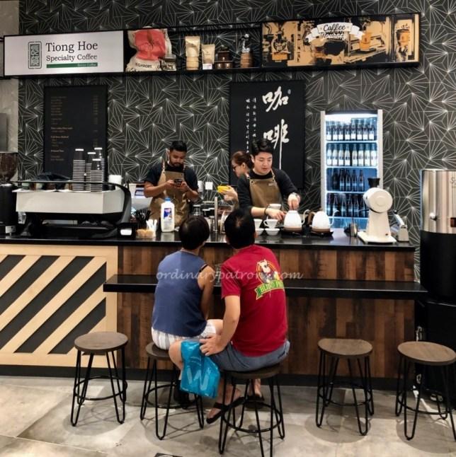Fairprice Xtra VivoCity Tiong Ho Cafe