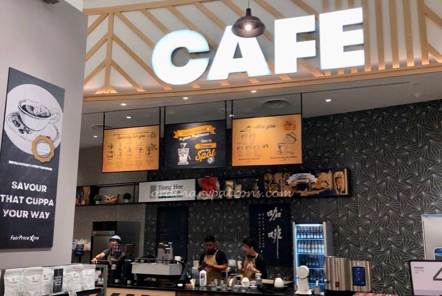 Fairprice Xtra Vivo City - Tiong Ho Cafe