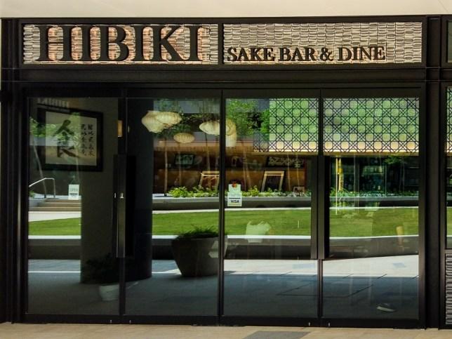 Hibiki Sake Bar & Dine