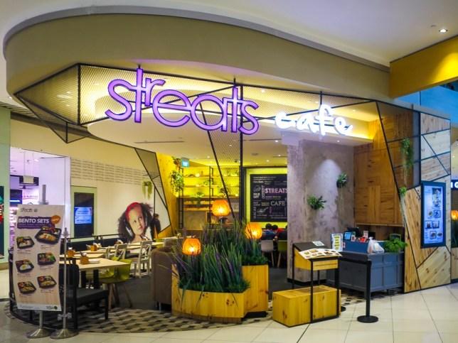 Streats Cafe Suntec City