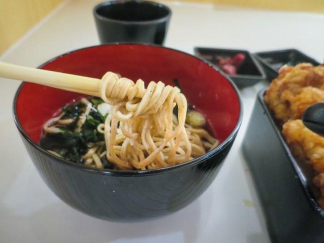 Great World City Meidi-Ya Bentoss Hokkaido Restaurant Bento