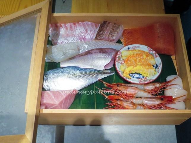 Miraku 味楽 - fresh seafood for sushi
