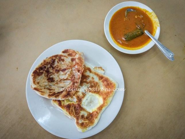 Mr and Mrs Mohgan Super Crispy Roti Prata