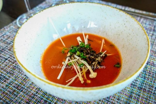 Sunday set lunch Singapore