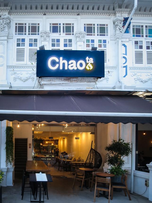 Chao Ta restaurant