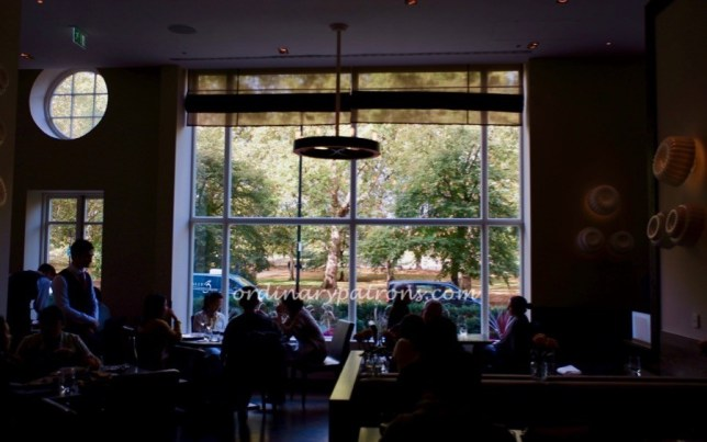 Lunch at Dinner by Heston Blumenthal, London