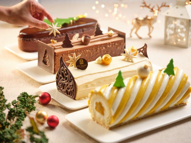 A Classic Christmas at Pan Pacific Singapore