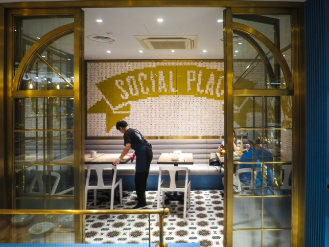 Social Place Singapore - New Restaurants November 2019