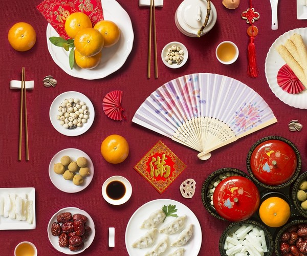 Usher the year of the Rat with an imperial feast at The Square Restaurant @ Novotel Clarke Quay.