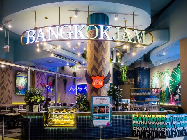 Bangkok Jam Bugis+
