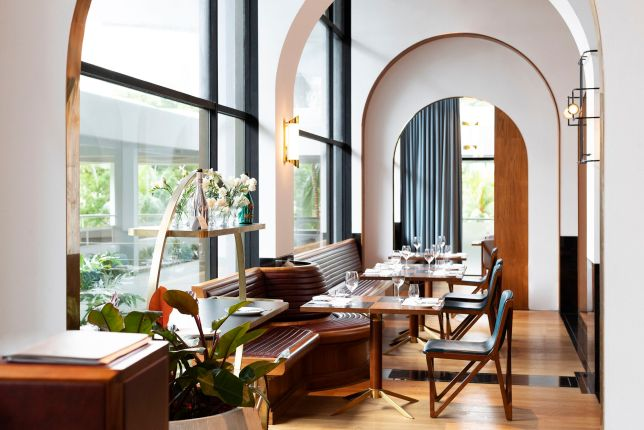 Immerse in Old-world Charm at Origin Grill, Shangri-La Hotel, Singapore