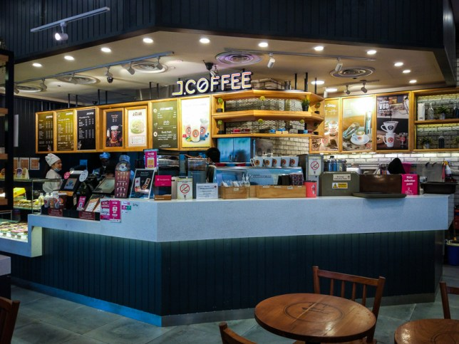 JCO Donuts & Coffee