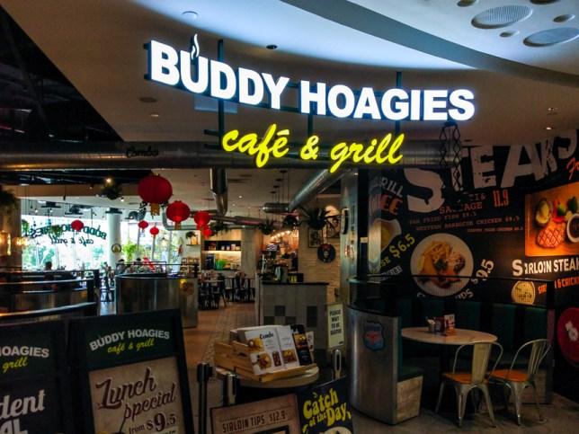 Buddy Hoagies