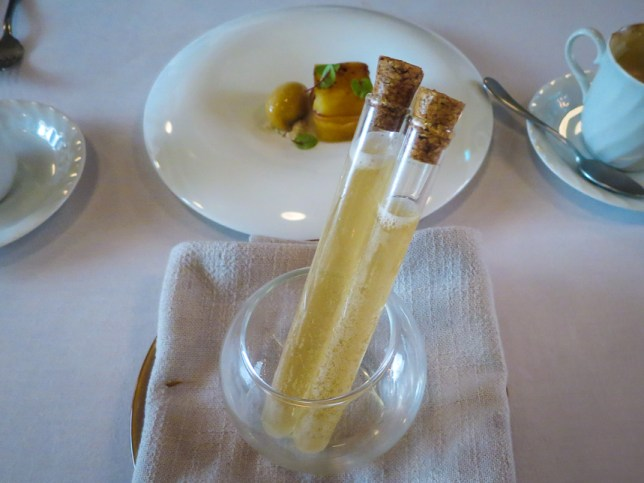 Desserts - Apple juice