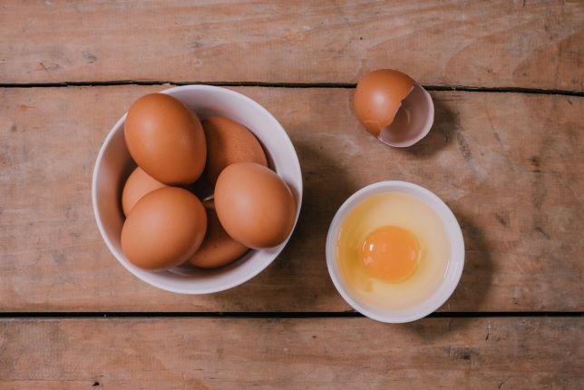 organic eggs from the farms of FRENZ