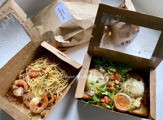 Bread Yard Takeaway & Delivery One North