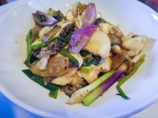 zhi char takeaway in Joo Chiat - sliced fish dish of Joo Heng