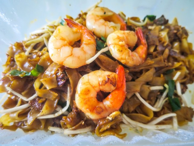PappaRich Singapore - Fried Kway Teow