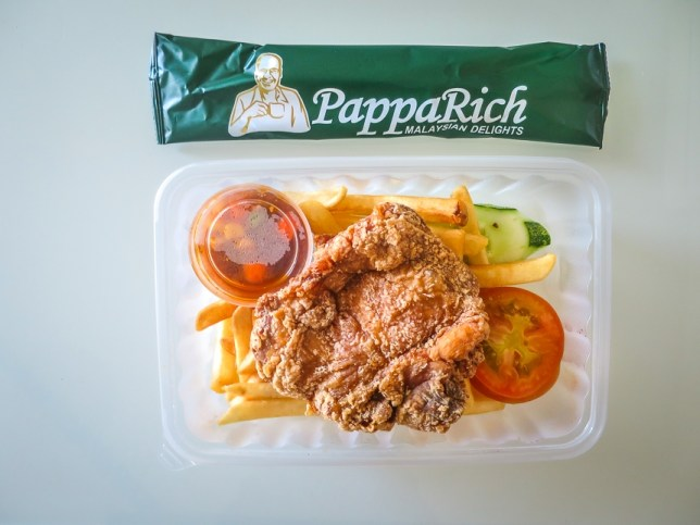 PappaRich Takeaway