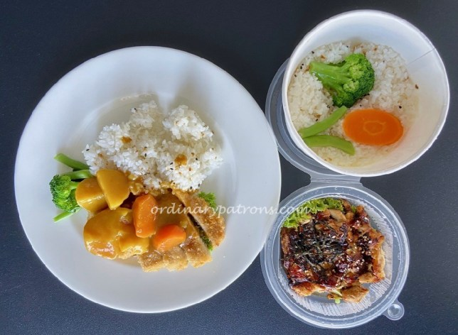 Simple Japanese Takeaway Food from Ichi-San Centrepoint