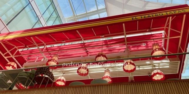 El Teatro Tapas - Spanish Restaurant at Kempinski Singapore