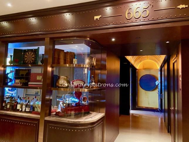 665°F Andaz Singapore Steakhouse