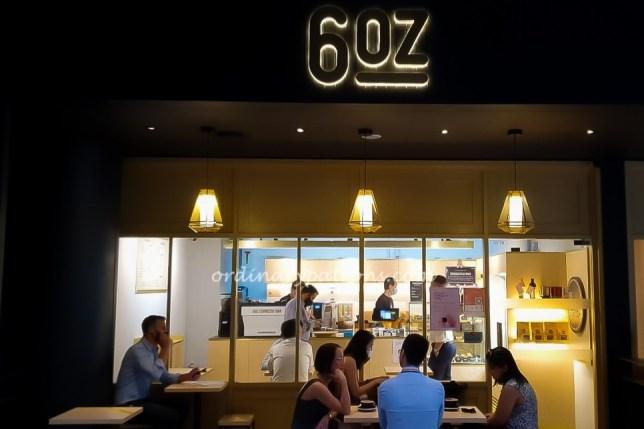 6oz Espresso Bar @ Change Alley Mall