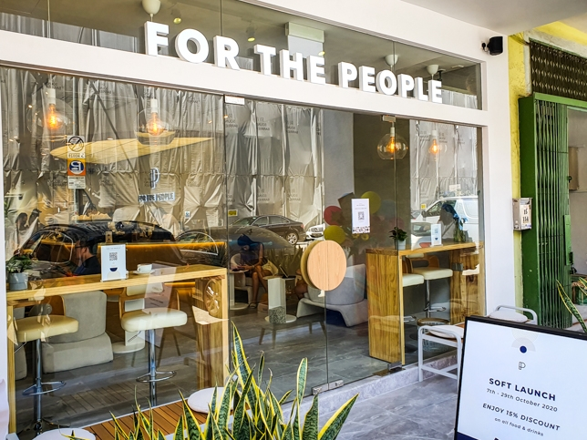New Cafe For The People