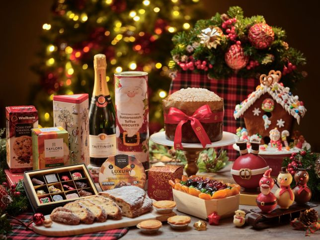 Pan Pacific Singapore Celebrates the Season of Giving - Christmas in Singapore 2020
