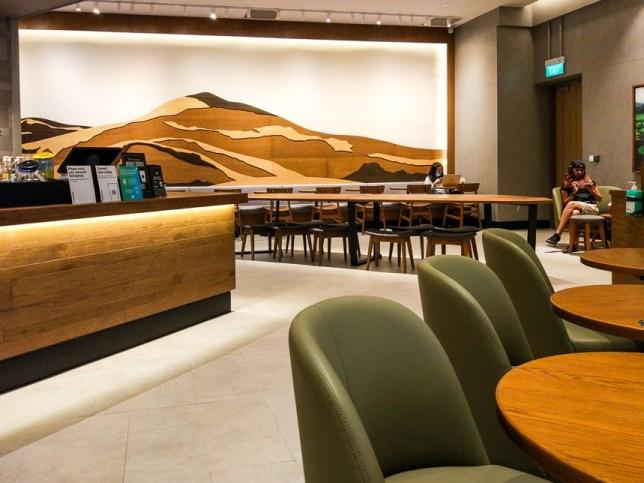 New Starbucks Outram Community Hospital