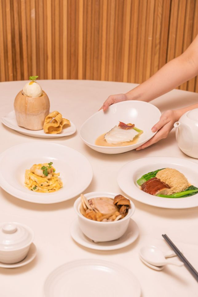 Celebrating Five Years of Cantonese Delights at Yàn