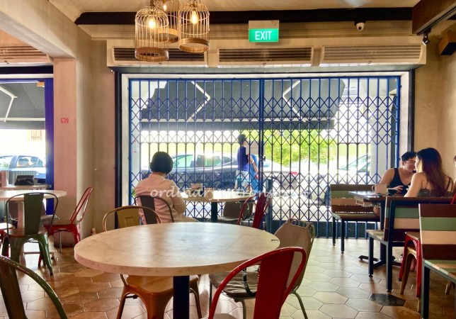 FOOK KIN Restaurant by the Muttons at Killiney Road