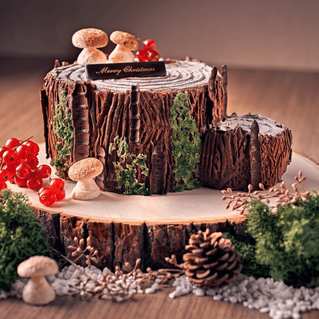Christmas Log Cake in Singapore 2020