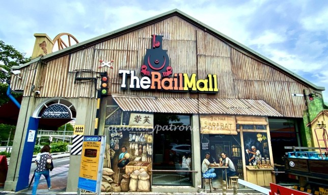 Rail Mall Food Outlets and Restaurants 2021
