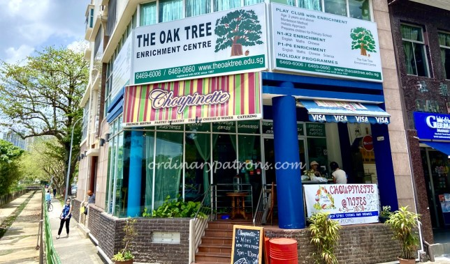 Choupinette Cafe Review : Set Lunch in Bukit Timah