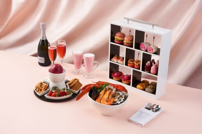 All-Pink Mother's Day High Tea 2021