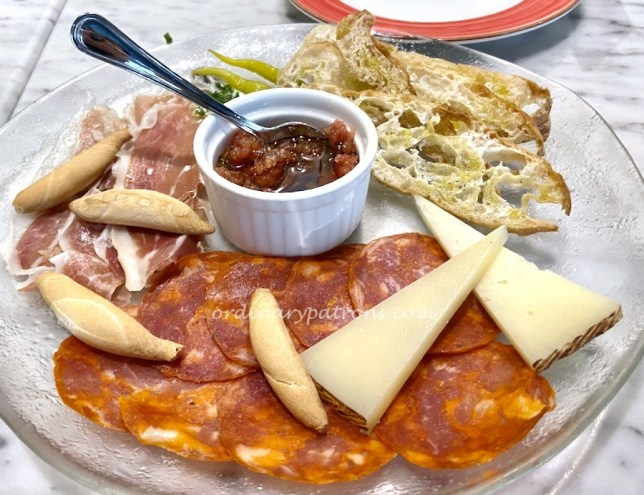 La Taperia Spanish Restaurant Review