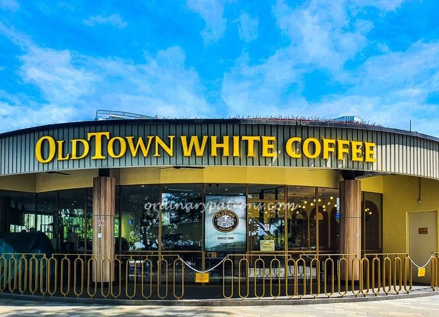 takeaway from OldTown White Coffee Coastal Playgrove