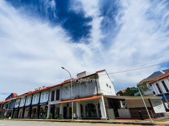 Sevens Group in Joo Chiat Place