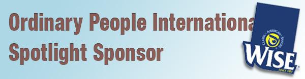 Ordinary People International Sponsor Spotlight Wise Foods, Inc.