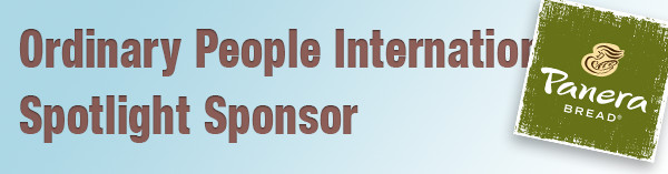 Ordinary People International Sponsor Spotlight Panera LLC