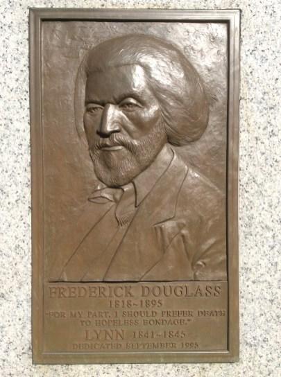 Frederick Douglass Lynn Massachusetts Sites Ordinary