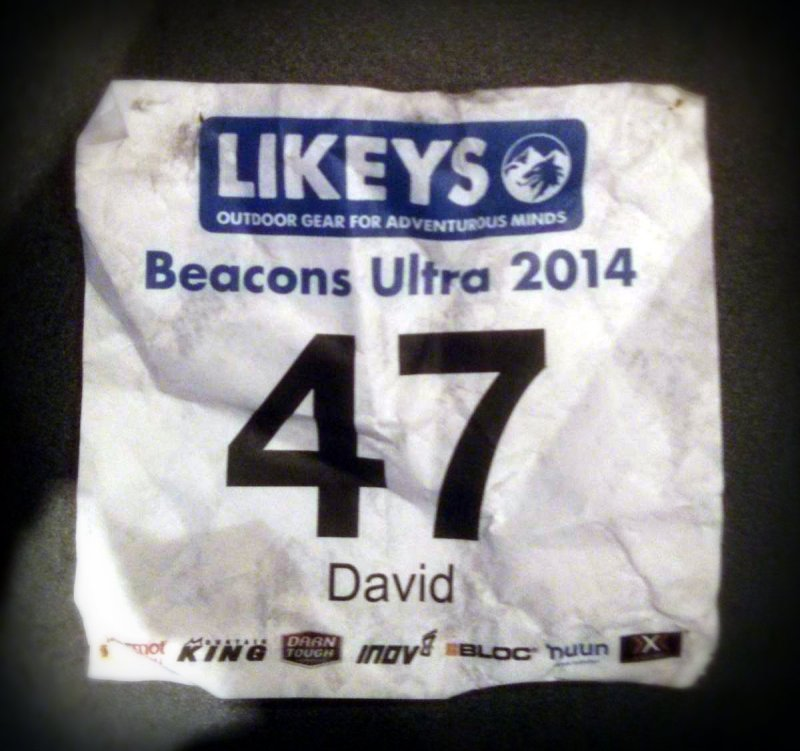 Likeys Brecon Beacons Ultra 2014