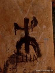 Amazight graffiti