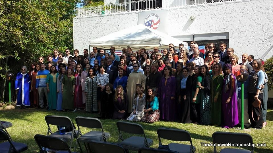 Official Peace Corps Volunteers