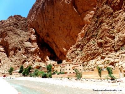 Todgha resort
