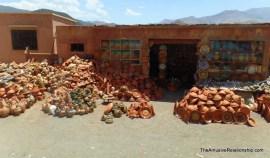 Pottery shop